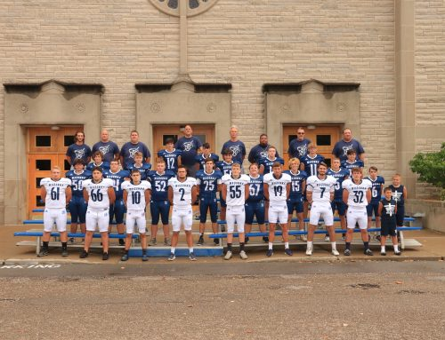 Madonna Football Team in Playoffs