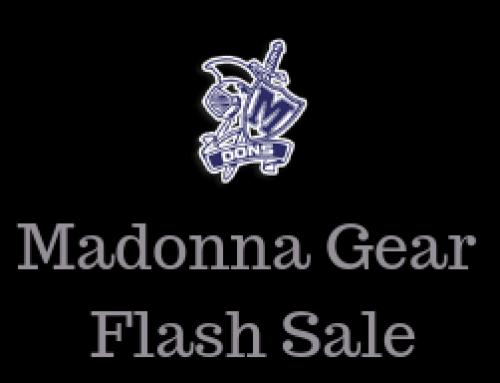 Blue Don Gear Flash Sale