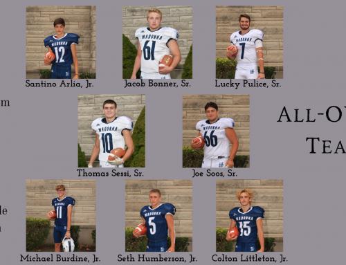 All-OVAC Football Team