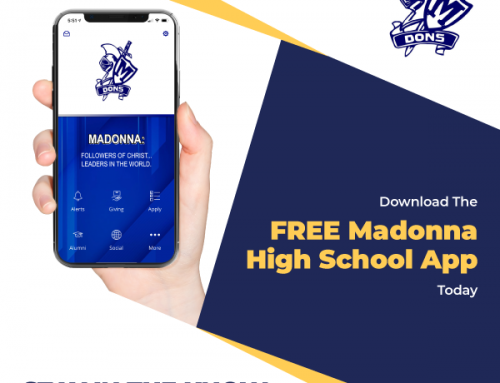 Download the Madonna App!