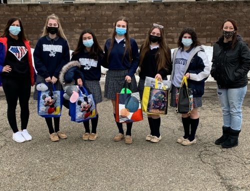 Madonna Students Help Urban Mission