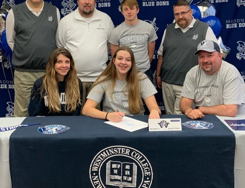 Moore Signs with Westminster College