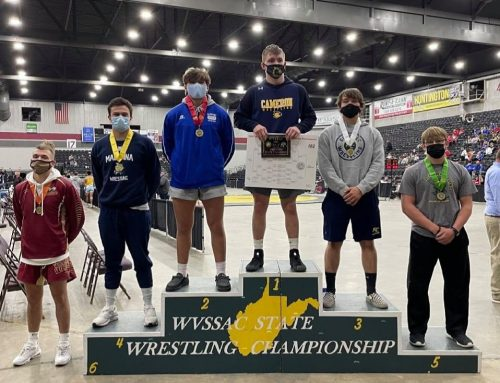 Daniels Places 4th at States