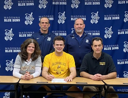 Daniels Signs with Baldwin Wallace University