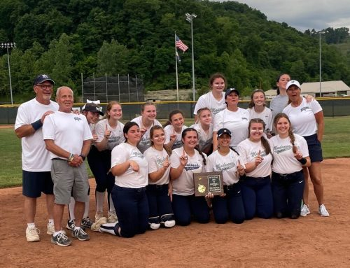 Lady Dons Softball Wins Sectional Title