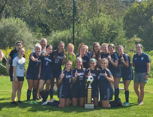 Girls Soccer Wins City Championship