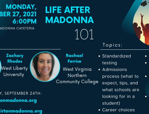 Life After Madonna 101
